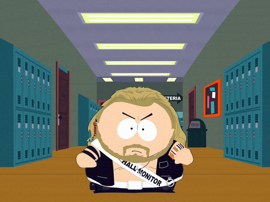 south park hall monitor computer wallpapers