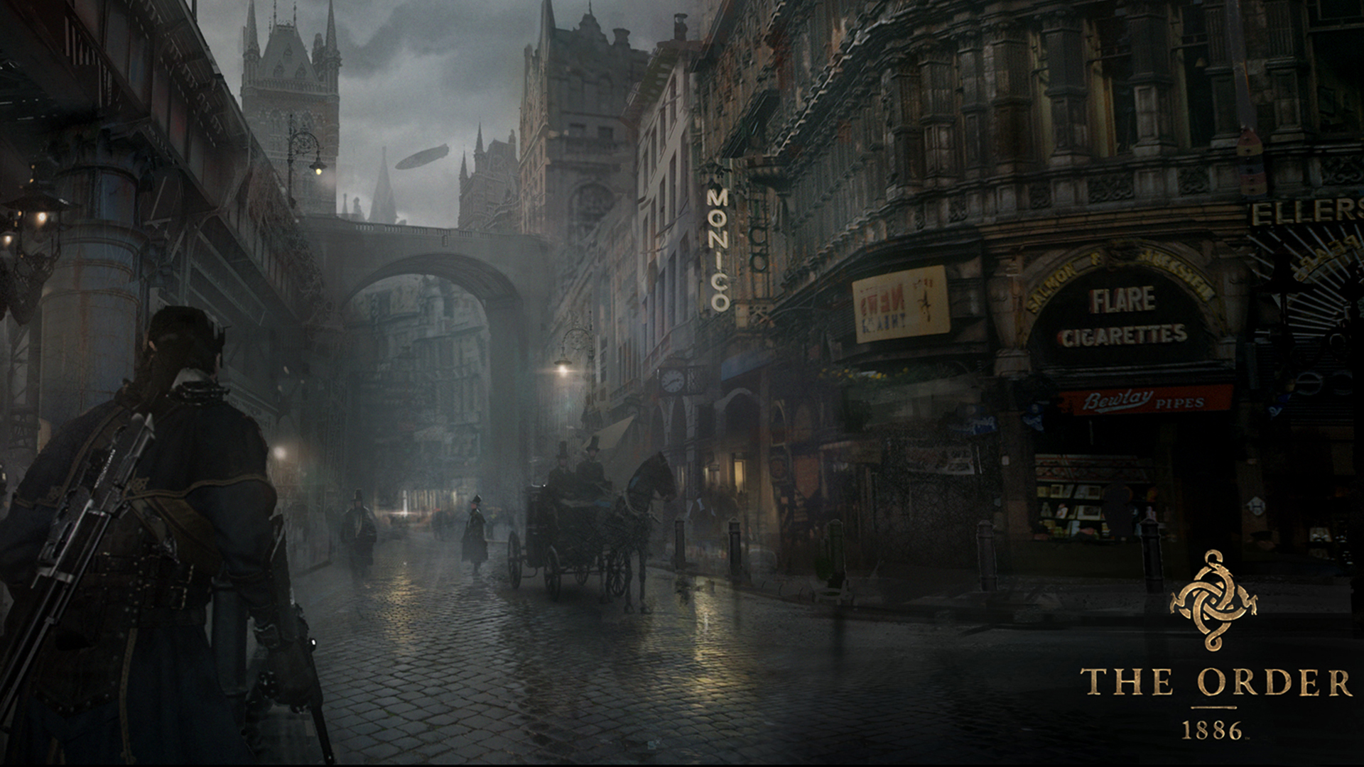 8 hd the order 1886 wallpapers