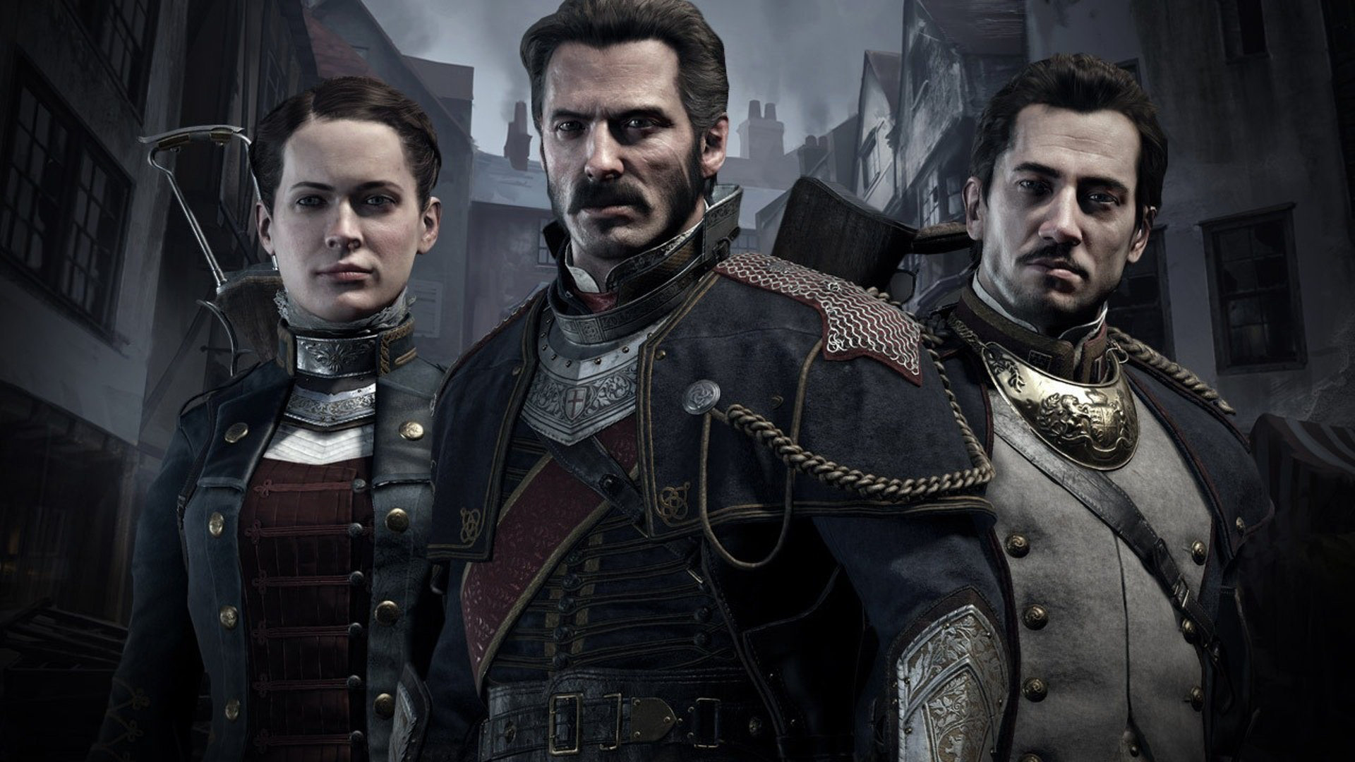 8 HD The Order: 1886 Wallpapers - HDWallSource.com