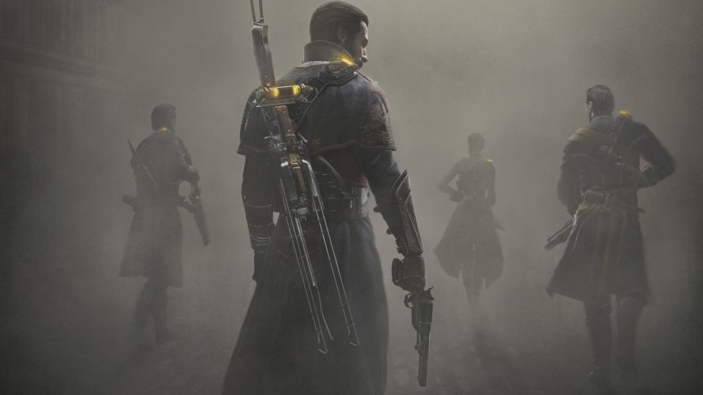 the order 1886 game wallpapers