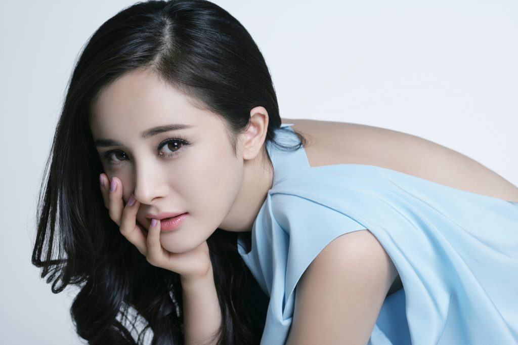yang mi background wallpapers