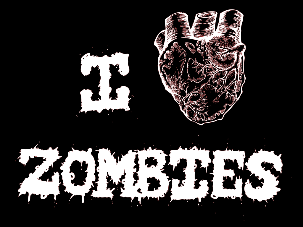 zombie computer wallpapers