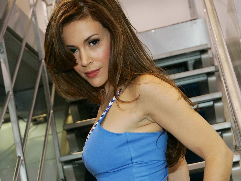 alyssa milano computer wallpapers