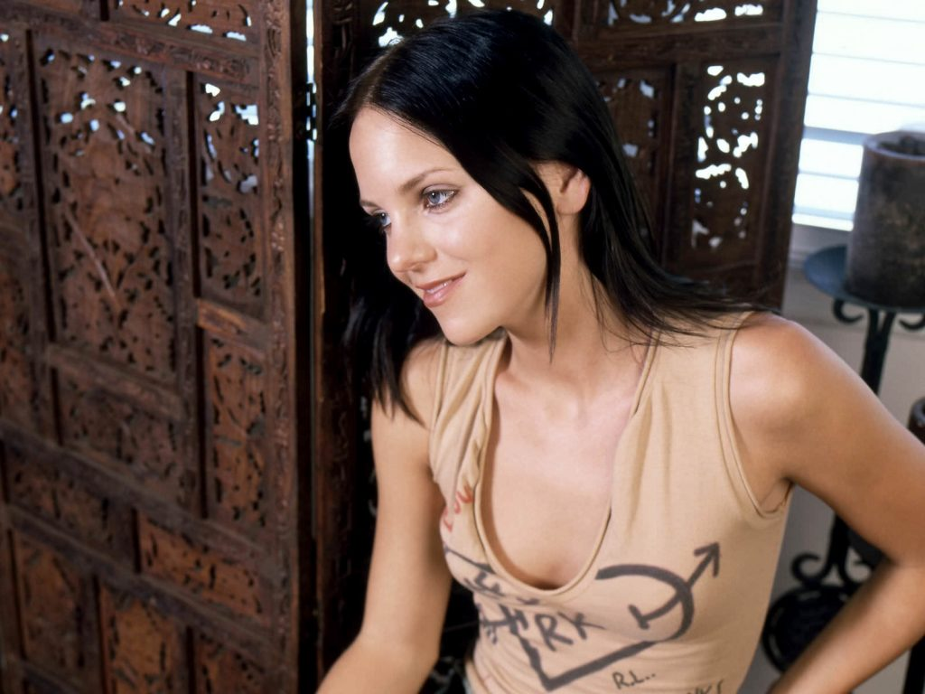 anna faris brunette computer wallpapers