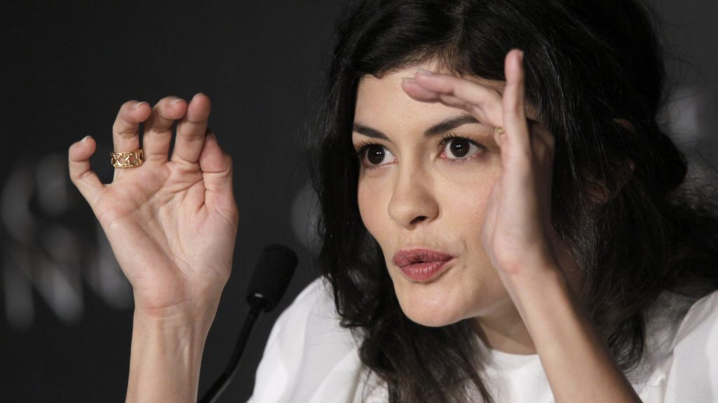 audrey tautou widescreen wallpapers