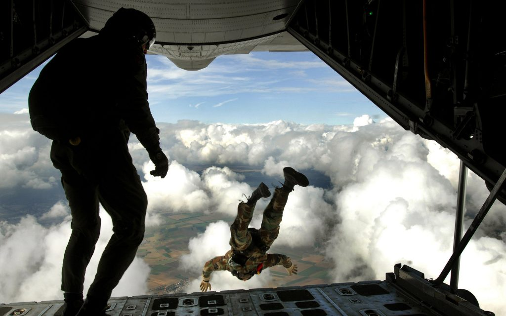 awesome skydiving wallpapers