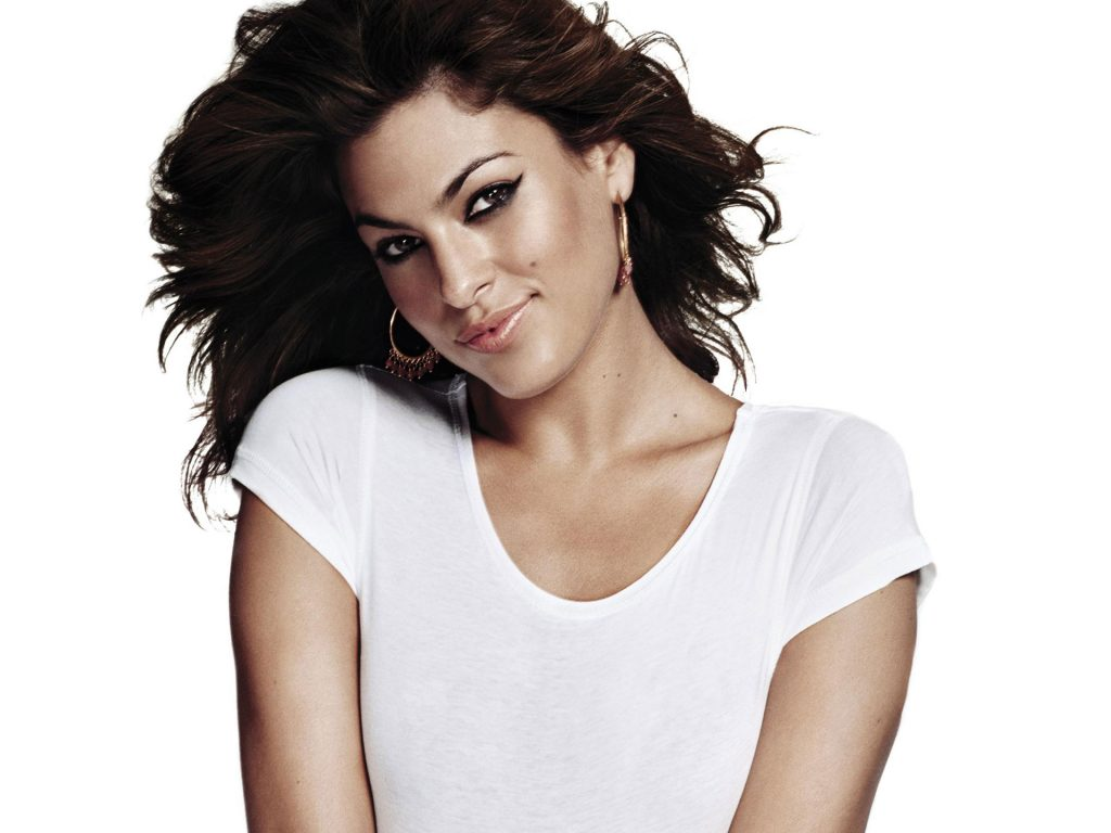 beautiful eva mendes wallpapers