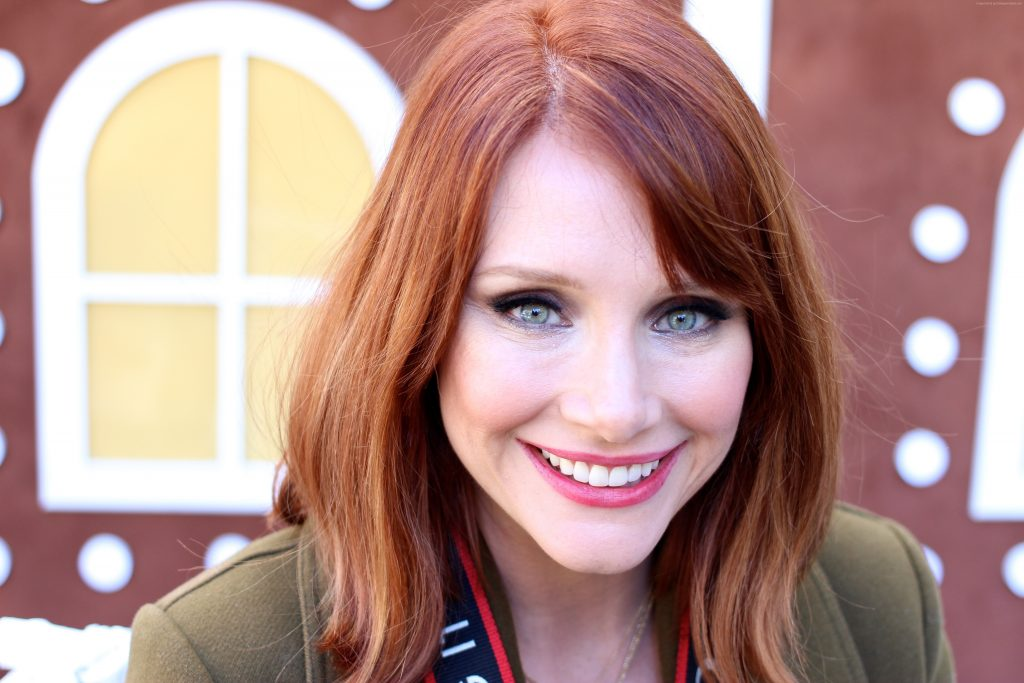 bryce dallas howard makeup wallpapers