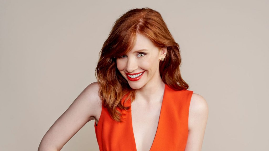 bryce dallas howard smile wallpapers