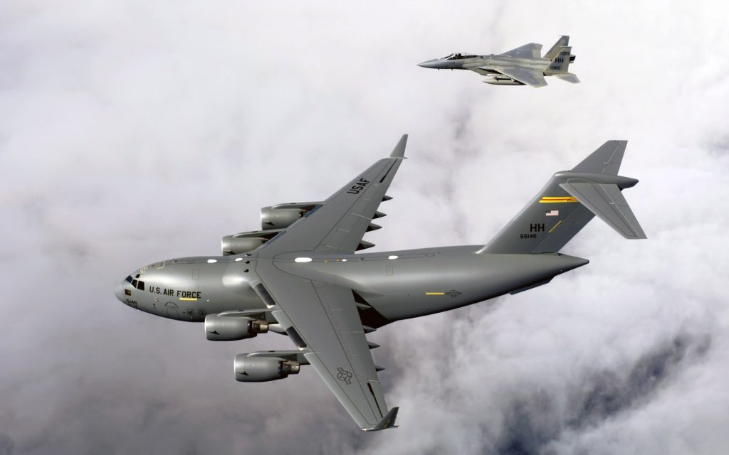 C17 Globemaster Wallpapers