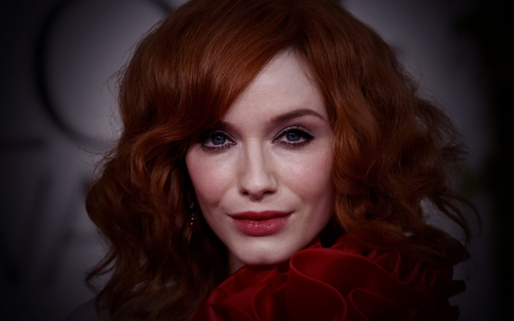 christina hendricks desktop wallpapers