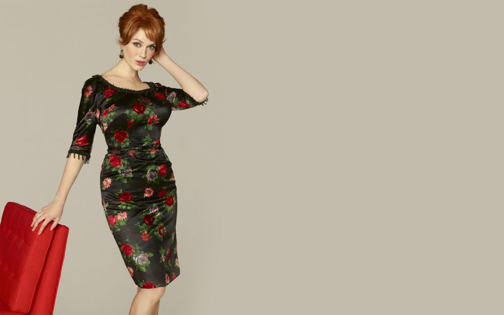 christina hendricks widescreen wallpapers