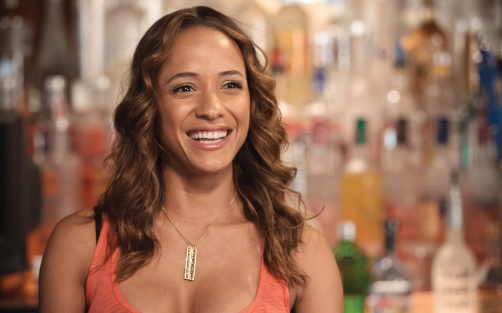 dania ramirez smile widescreen wallpapers