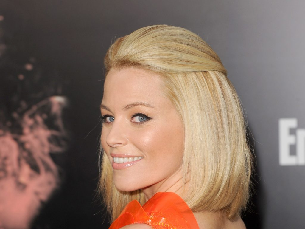 elizabeth banks smile wallpapers