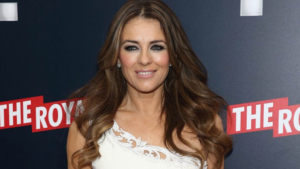 elizabeth hurley celebrity wallpapers