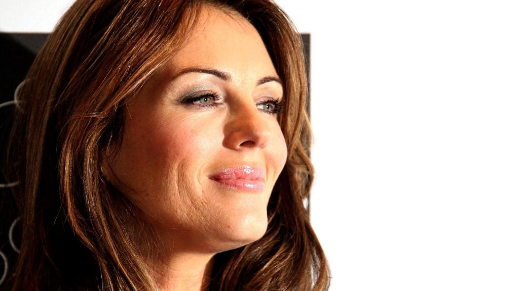 elizabeth hurley face wallpapers