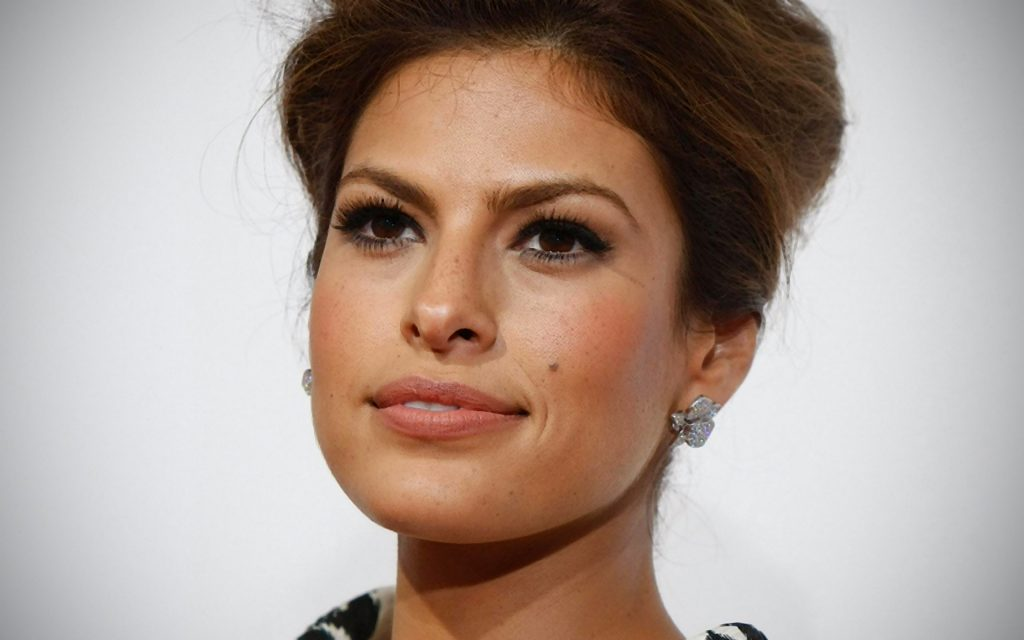 eva mendes face wallpapers