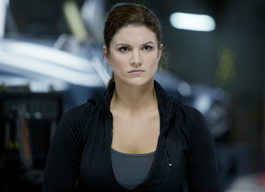 gina carano actress wallpapers