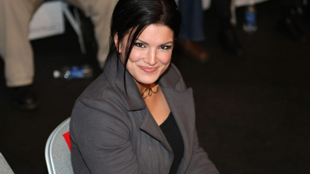 gina carano celebrity wallpapers