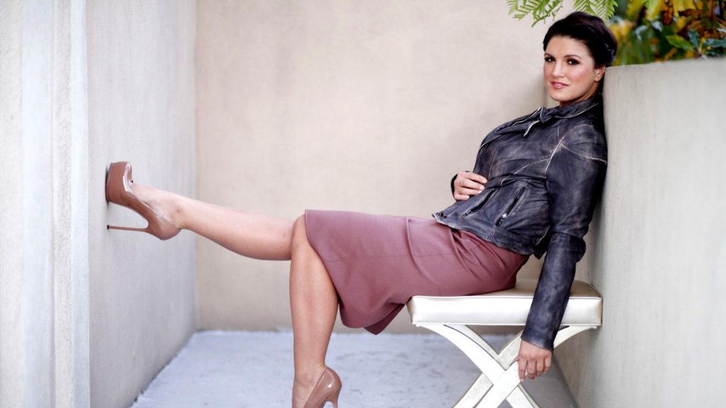 gina carano desktop wallpapers