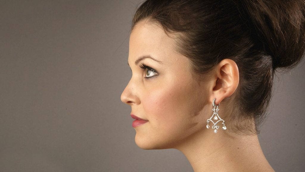 ginnifer goodwin side profile wallpapers