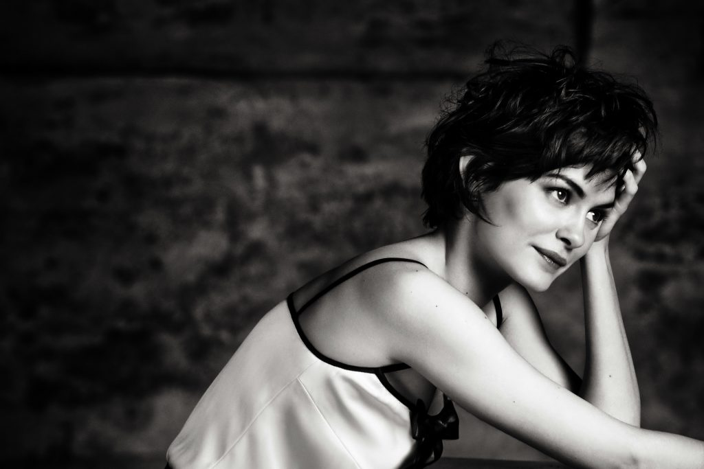 gorgeous audrey tautou wallpapers