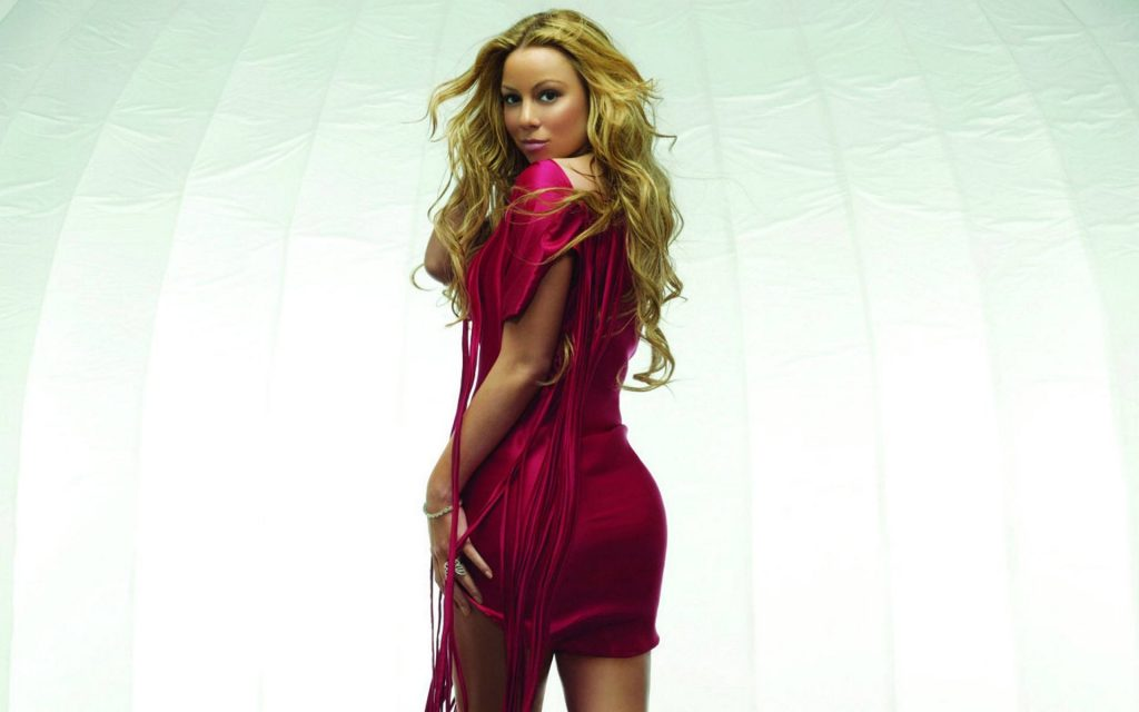 hot mariah carey desktop wallpapers
