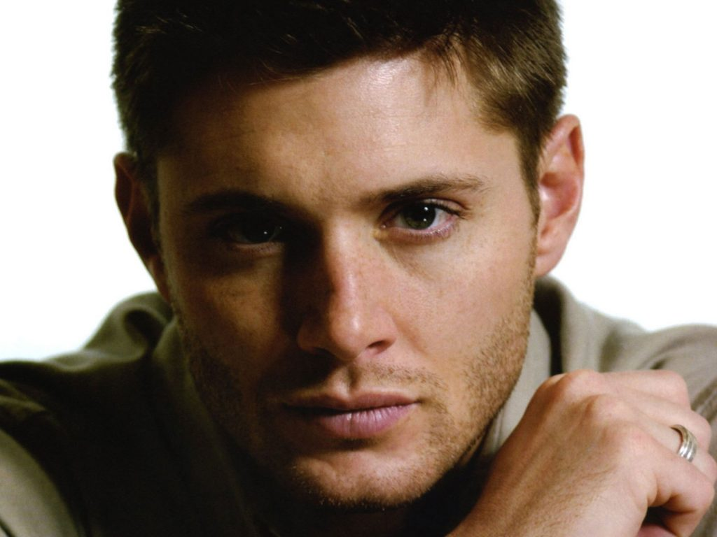 jensen ackles face wallpapers