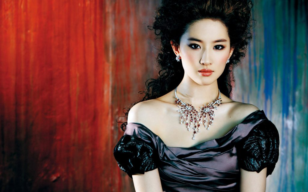 liu yifei wallpapers
