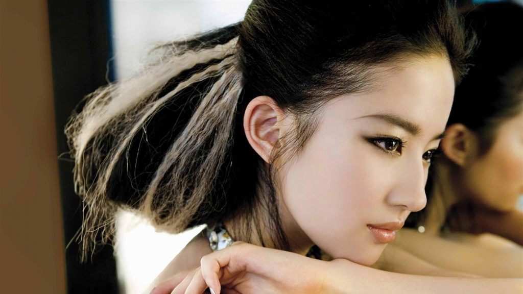 liu yifei celebrity wallpapers