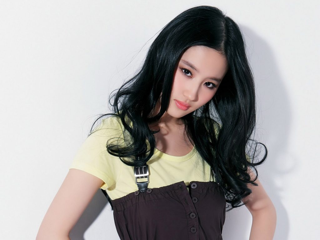 liu yifei pictures wallpapers