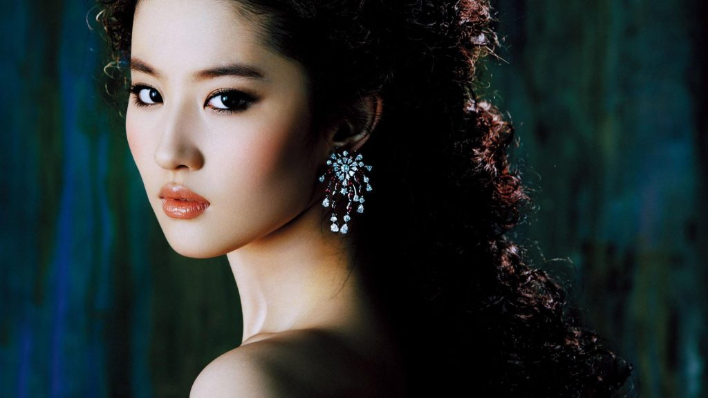 liu yifei widescreen wallpapers