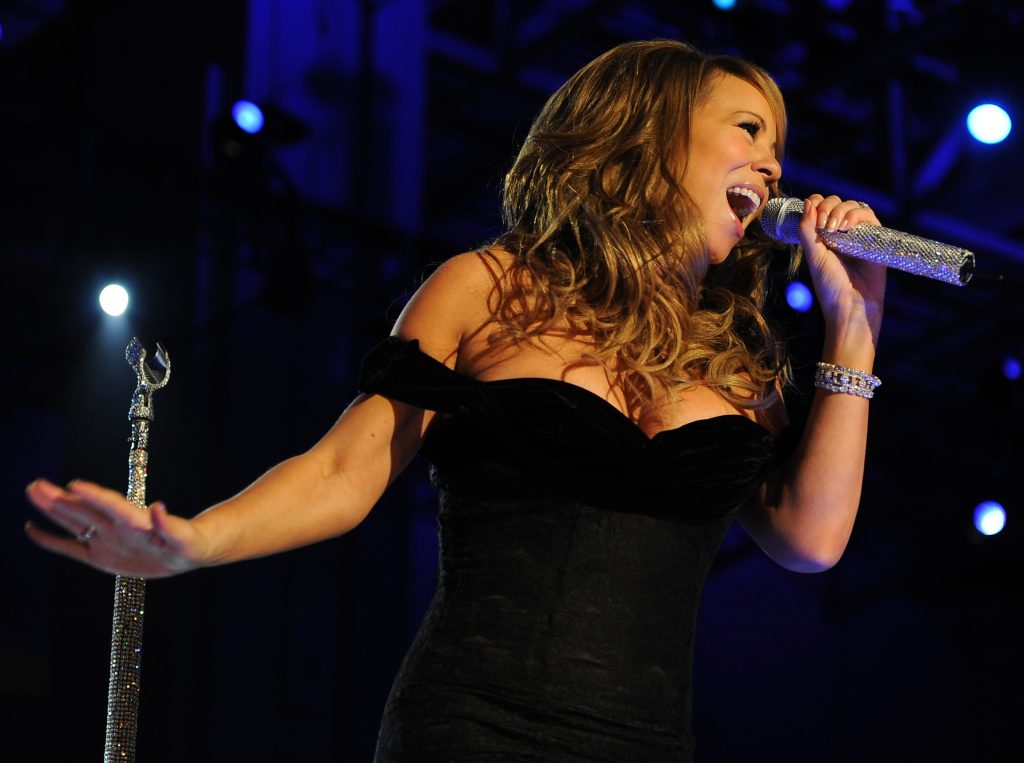 mariah carey singer wallpapers
