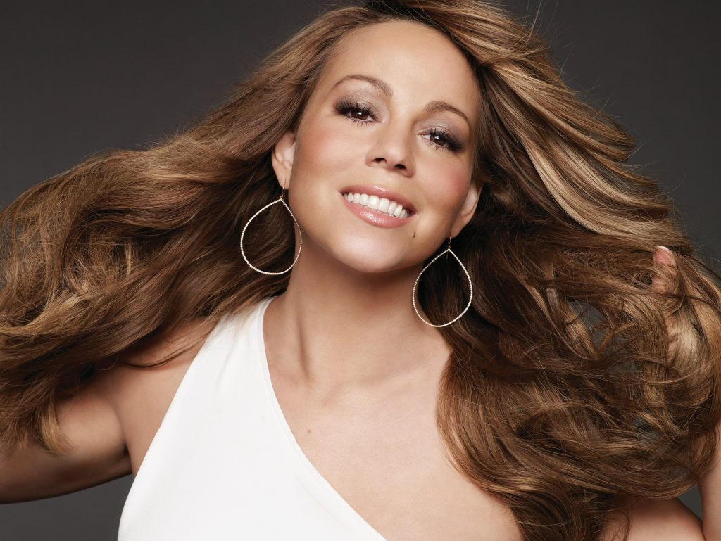 mariah carey smile widescreen wallpapers