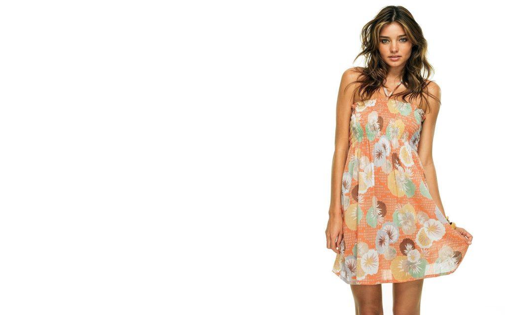miranda kerr dress wallpapers