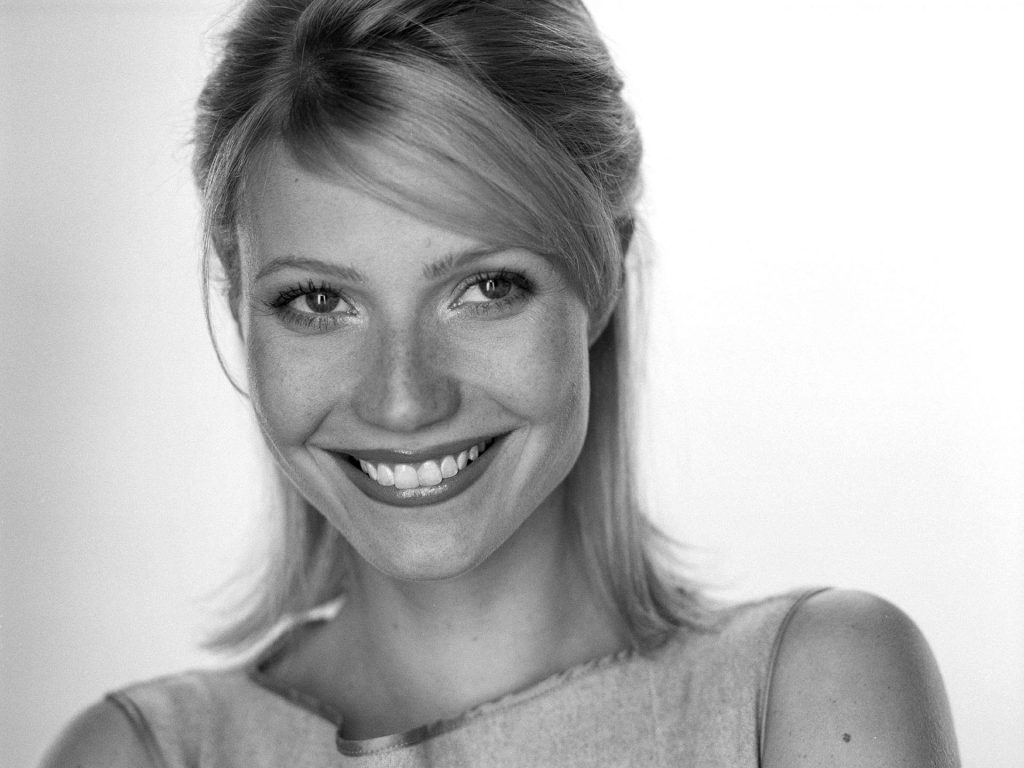monochrome gwyneth paltrow wallpapers