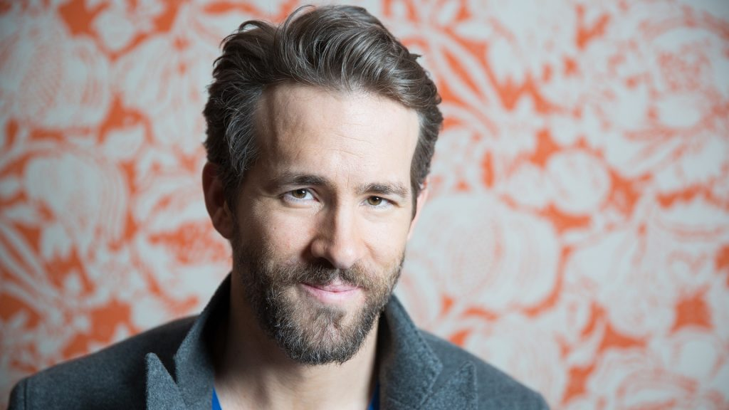ryan reynolds beard wallpapers