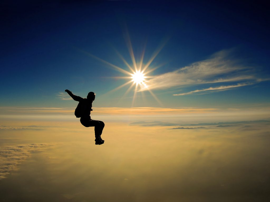 skydiving wallpapers