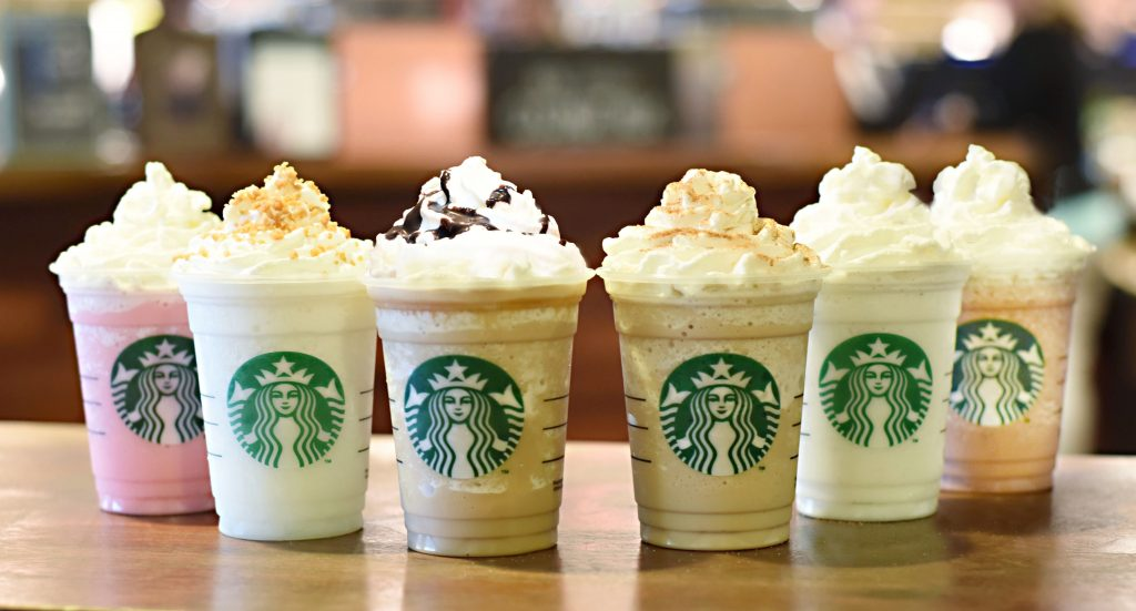 starbucks drinks widescreen wallpapers