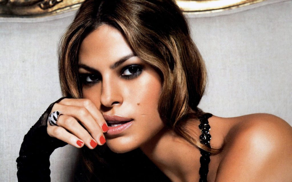 stunning eva mendes wallpapers