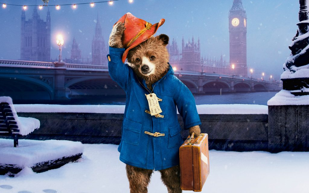 2014 paddington movie wallpapers