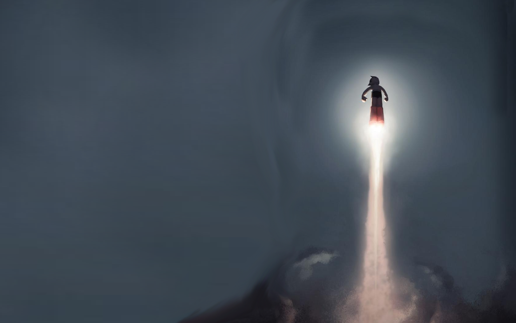 13 Astro Boy HD Wallpapers   Backgrounds - Wallpaper Abyss