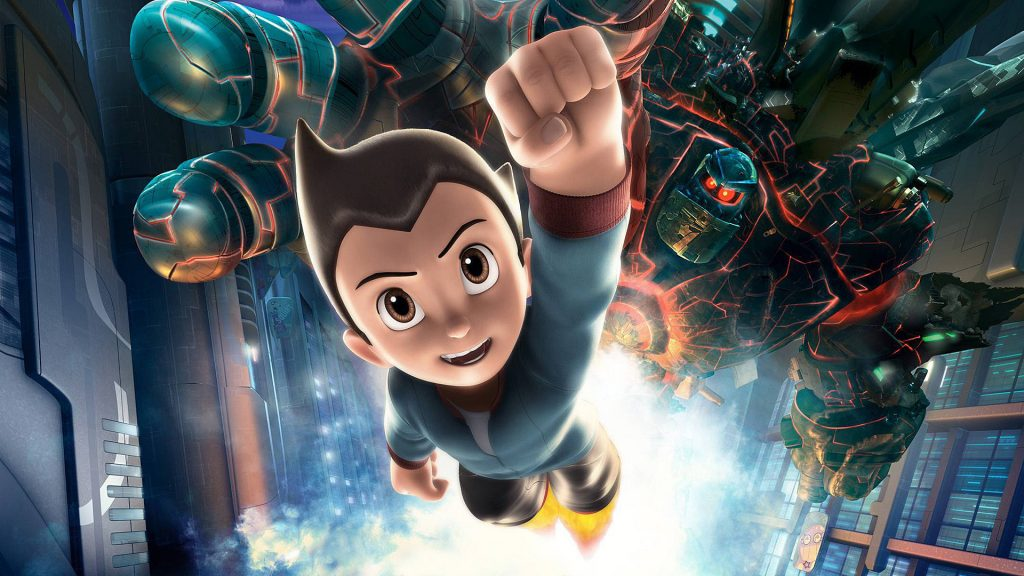 astro boy hd wallpapers