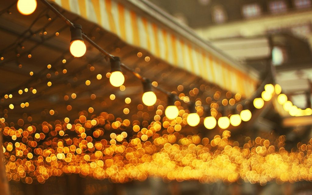 city lamps computer wallpapers