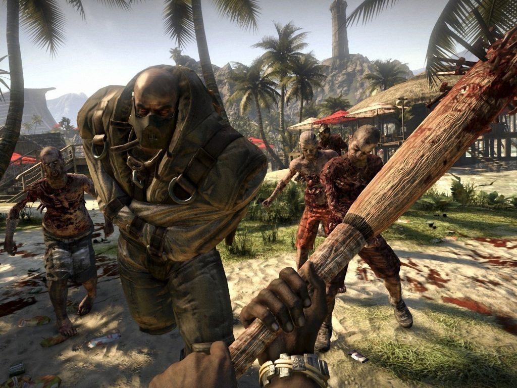 dead island computer wallpapers