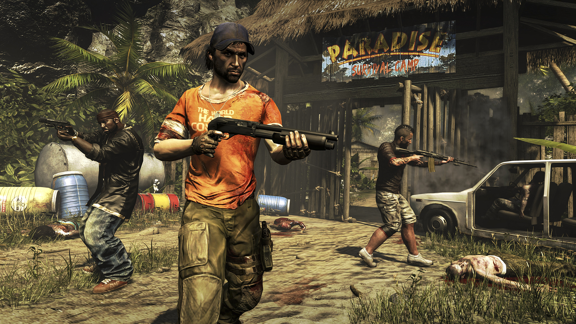 How To Mod Weapons In Dead Island Riptide Xbox