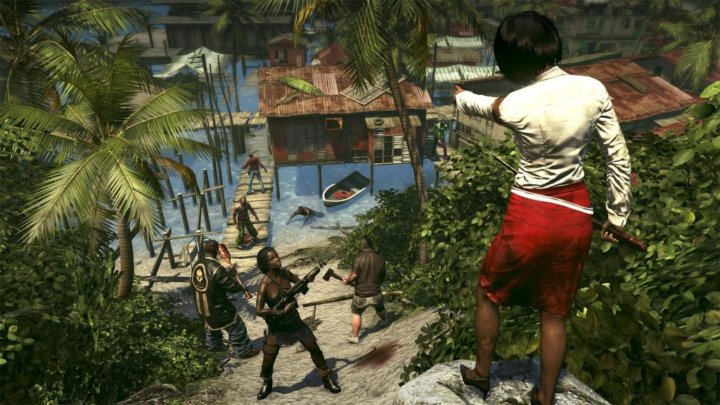 dead island video game wallpapers