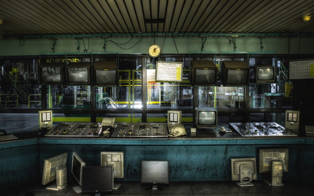 factory control room wallpapers