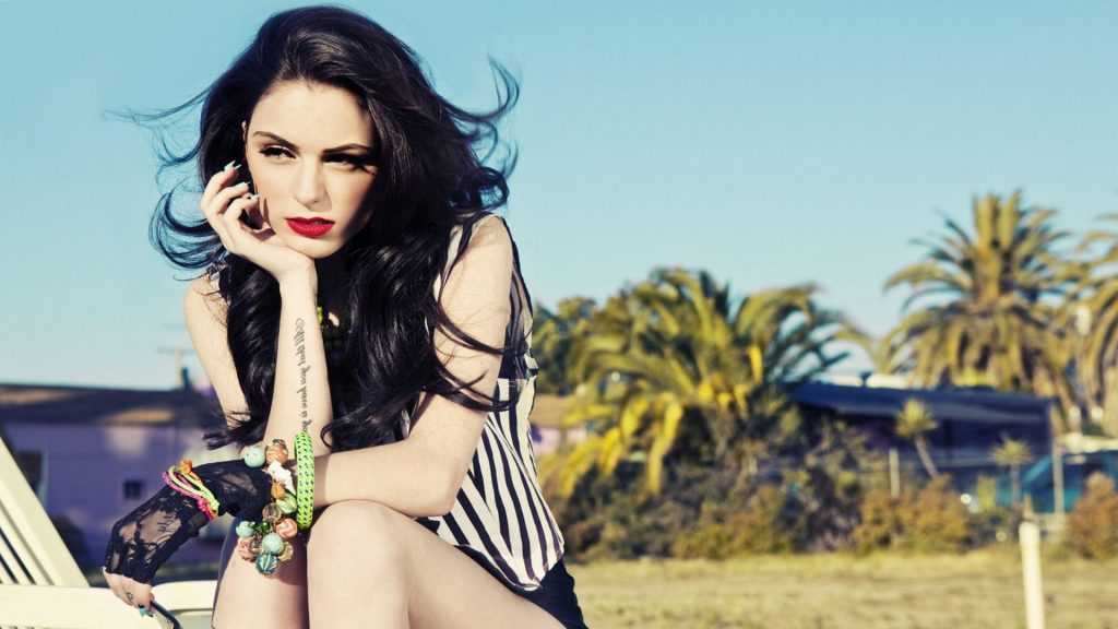 hot cher lloyd desktop wallpapers