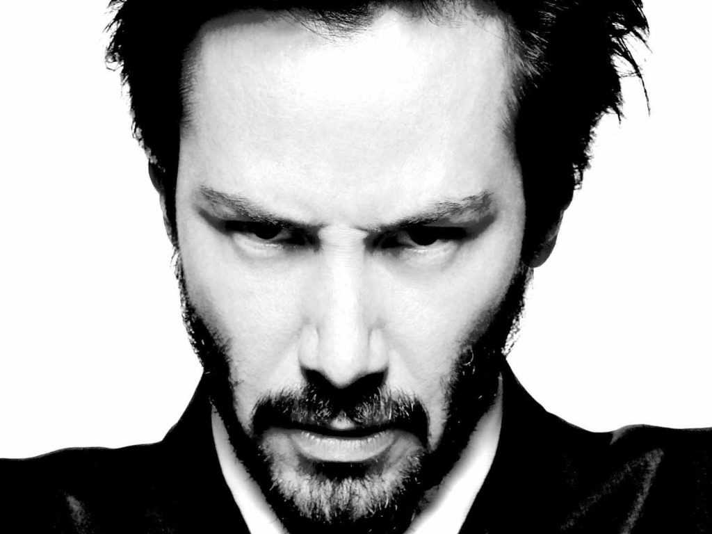 keanu reeves face wallpapers
